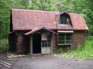 五郎3番目の家