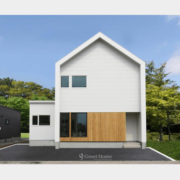 グリートホーム施工例