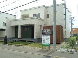 【モデルハウス】札幌市北区あいの里