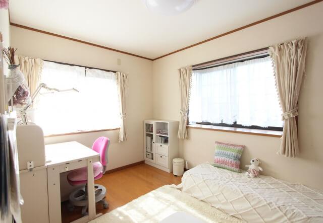 ローコスト住宅の子ども部屋