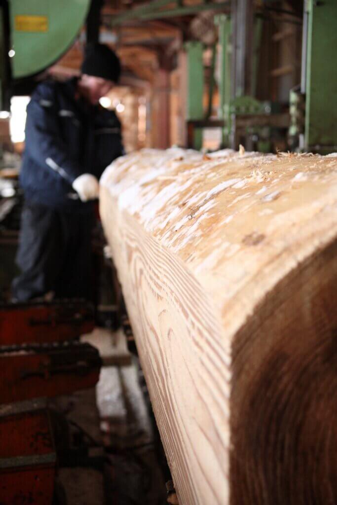 木の城たいせつ 木材